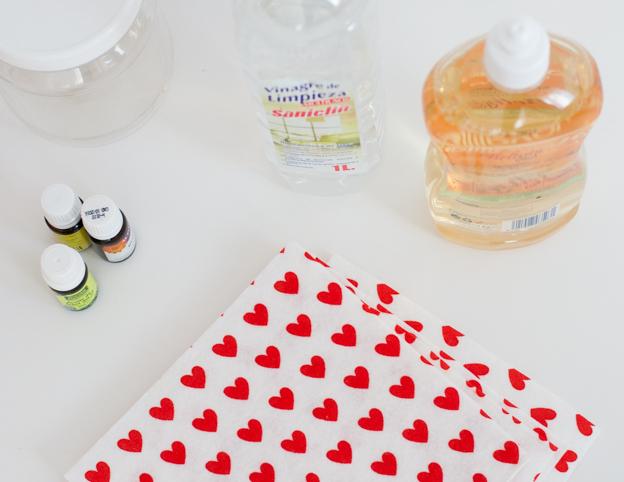 Ingredientes limpieza eco