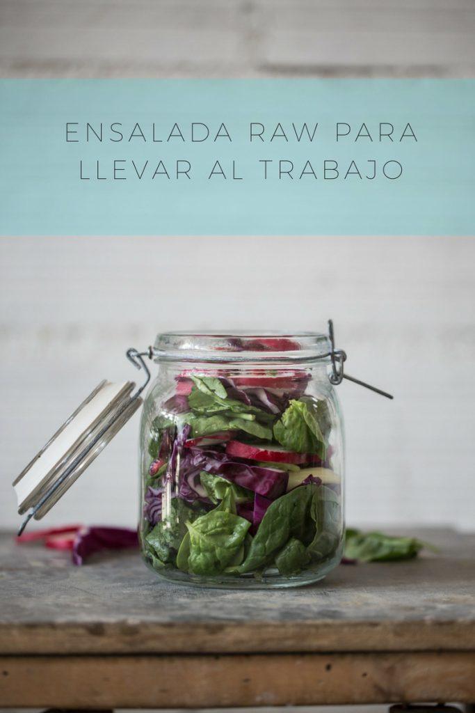 ensalada raw