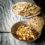 Curry vegetariano con naan casero